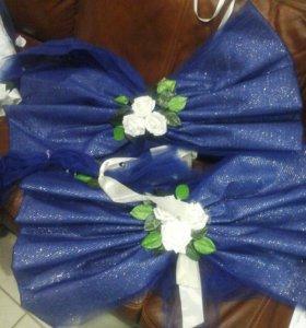 Свадебные шляпы украшения комплект