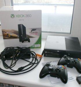 XBOX 360 E 500 ГБ + Freeboot