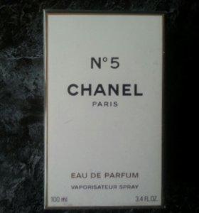Парфюмерная вода Chanel 5 100ml