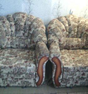 Кресла 2 шт продаются вмести или по отдельности