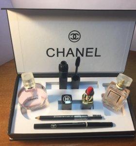 Подарочный набор Chanel, доставка