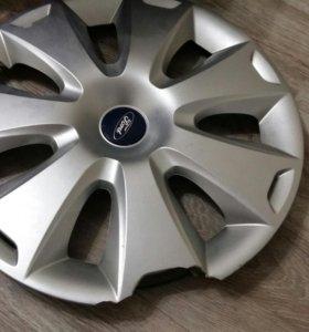 Колпаки r16 на Форд оригинал