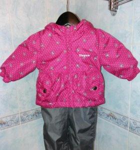 Куртка +брюки р.80