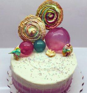 Торты и десерты