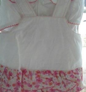 Новые платья на девочку