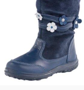 Детские сапоги-ботинки