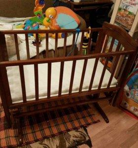 Кроватка-люлька гандылян Лили.