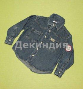K 0825. Рубашка 86/92