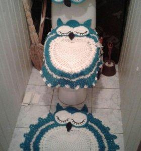 Комплект в туалет