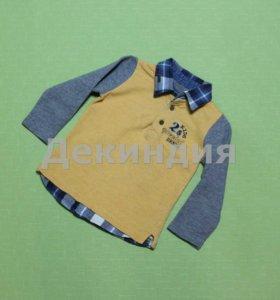 K 0823. Рубашка 74/80