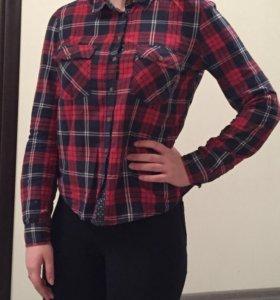 BERSHKA рубашка