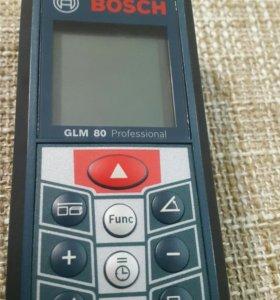 Обмен.Дальномер Bosch GLM 80