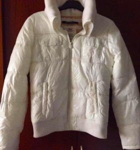 Новая куртка Bershka