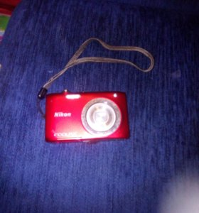 Фотоаппарат Nikon Coolpix S 2600