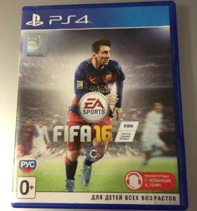 Fifa 16 ps4 (продажа/обмен)