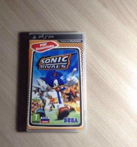 Sonic Rivals на PSP