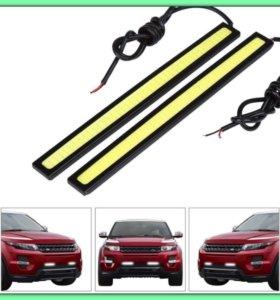 Светодиодные лампы (фары) для авто