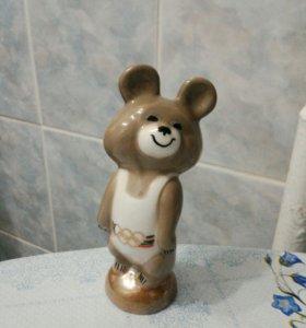 Олимпийский мишка 1980