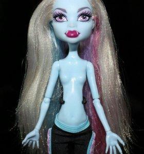 Кукла эбби школа монстров