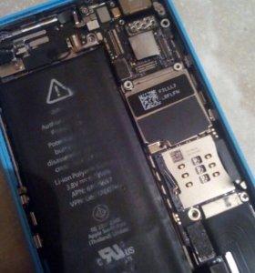 Мелкий ремонт, прошивка телефонов