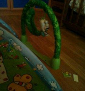 Детский коврик 0+