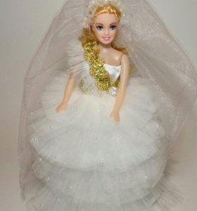 Куколка шкатулка. Подарок к 8 марта