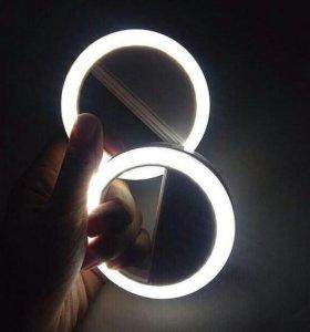 Селфи кольцо, селфи лампа для фото selfie light