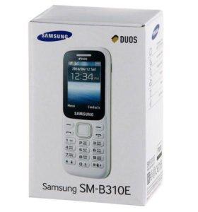 Новый мобильный телефон Samsung SM-B310E - EAC