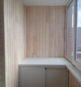 Шкафы и Тумбы из металлопласта.