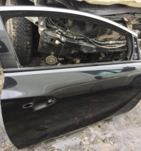 Дверь правая с молдингами Opel Astra j gtc
