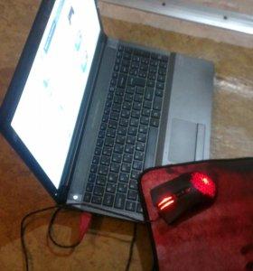 Геймерский очень мощный ноутбук!
