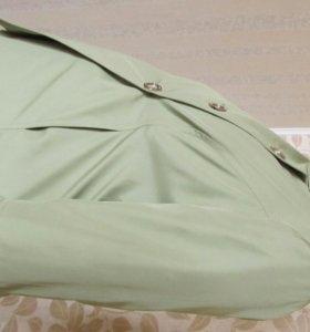 Куртка плащовка