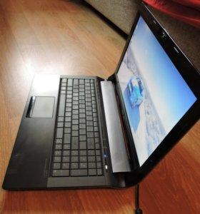 Игровой мультимедийный ноутбук asus N53JF