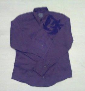 Блуза-рубашка,М, Италия