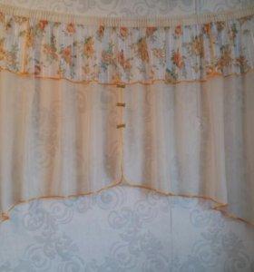 Продам шторы занавески для кухни