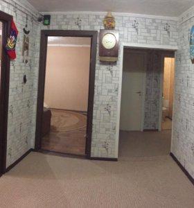 Квартира 2х комнатная в деревянном доме