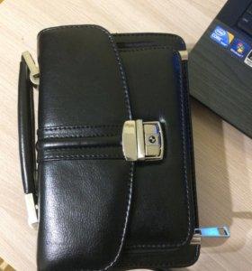 Новая мужская сумка для документов