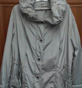 Продаю весеннюю куртку р.62