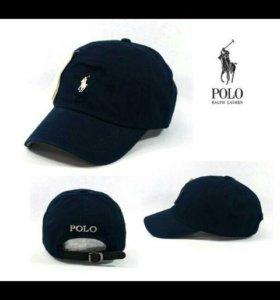 Новые бейсболки Polo1