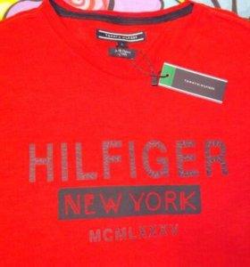 Tommy Hilfiger-новая оригинальная футболка