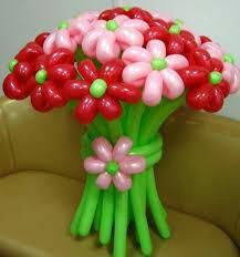 Букет из шаров на День Рождения!