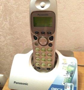 Телефон беспроводной DECT PANASONIC