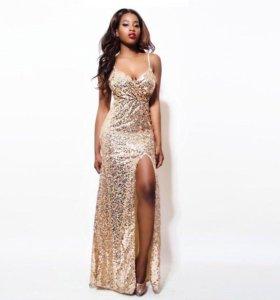 Вечернее платье в аренду 40/42 (44)