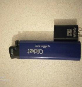 USB флешка карт ридер
