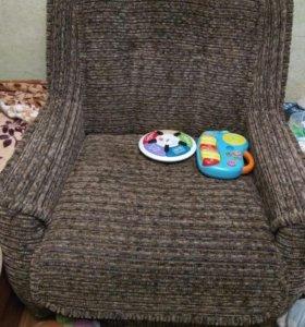 Кресло-кровать 1шт.