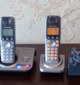 Цифровой беспроводной телефон Panasonic Модель-KX