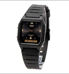 Мужские часы Casio AW-48HE-1A