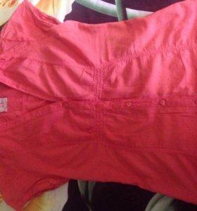 Рубашка bershka (bsk)