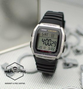 Новые Часы Casio W-96H-1A