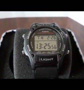 Новые Часы Casio W-93H-1A